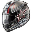 ARAI AXCES-II Starflag red 2015