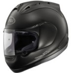 ARAI RX-7 GP Frost Black 2015